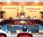 Hội nghị góp ý dự án Luật bầu cử đại biểu Quốc hội và đại biểu HĐND