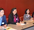 Phó chủ tịch QH Tòng Thị Phóng dự Hội thảo Tăng cường sự tham gia của phụ nữ trong lĩnh vực chính trị