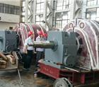 Kiểm tra tiến độ thực hiện chế tạo thiết bị dự án Thủy điện Đồng Chum 2 tại Công ty HH tập đoàn công nghiệp nặng Quảng Phát Nam Ninh – Trung Quốc tháng 3/2015.