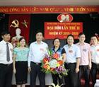 Chúc mừng đại hội Chi bộ Công ty CP XD Hoàng Sơn nhiệm kỳ 2015-2020 thành công tốt đẹp.