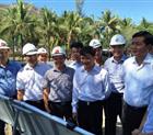 Công ty Hoàng Sơn quyết tâm bứt phá đưa dự án BOT Bình Định về đích sớm.