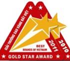 Các thành tích đã đạt được năm 2012.