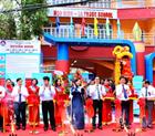 Lễ khánh thành và công bố quyết định thành lập Hệ thống trường Hòa Bình - La Trobe - Hà Nội.