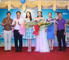 Đêm tiệc tri ân tân hoa hậu biển Việt Nam 2016 Phạm Thùy Trang.
