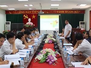 """Công ty Hoàng Sơn đề xuất chủ trương đầu tư Dự án """"Khu nhà làm việc các Sở, Ban, Ngành của tỉnh Hòa Bình"""" theo hình thức BT."""