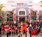 Trung tâm Hoàng Sơn Plaza chính thức đi vào hoạt động