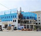 Một số hình ảnh tiến độ thi công dự án khách sạn Grand