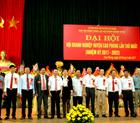Đại hội Hội Doanh nghiệp huyện Cao Phong lần thứ nhất, nhiệm kỳ 2017-2022