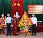 Công ty Hoàng Sơn chúc mừng lễ khánh thành nhà văn hóa tổ dân phố 27, phường Phương Lâm, Thành phố Hòa Bình.