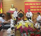 Trao đổi kinh nghiệm, hợp tác phát triển kinh tế - xã hội giữa hai tỉnh Hoà Bình và Hà Nam