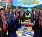 Đoàn công tác của tỉnh Hòa Bình tham dự hội nghị APEC 2017