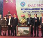 Chúc mừng đại hội Hiệp hội Doanh nghiệp tỉnh Phú Thọ lần thứ I, nhiệm kỳ 2017-2022