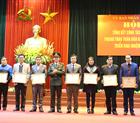 Công ty vinh dự nhận bằng khen của Bộ công an.
