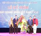 Lễ kỷ niệm ngày Doanh nhân Việt Nam 13/10/2018.