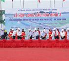 Lễ Hợp long cầu Hòa Bình 3