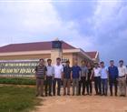 Đoàn công tác công ty làm việc, thăm quan các nhà máy thủy điện tại 2 tỉnh Kon Tum và Gia Lai.