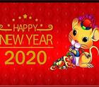 Công ty CP ĐT NL XD TM Hoàng Sơn chúc mừng năm mới xuân Canh Tý - 2020