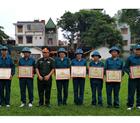 Công ty Hoàng Sơn tham gia huấn luyện dân quân tự vệ năm 2020